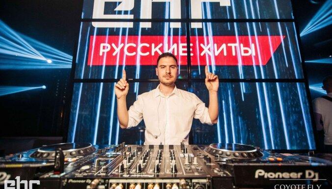 Rīgā vasaras ballīšu sezonu noslēgs radiostacija EHR Krievu hiti
