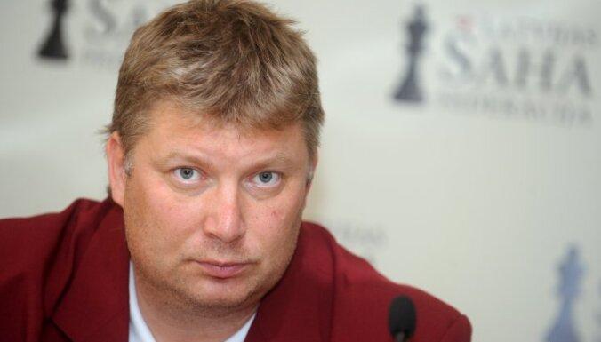 По списку Русского союза Латвии в ЕП баллотируется гроссмейстер Широв