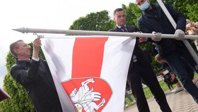 Замена флага в Риге: Беларусь выдворила посла Латвии, Латвия ответит тем же