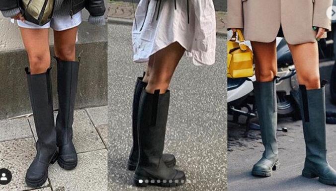 Резиновые сапоги для рыбалки стали модным трендом у женщин