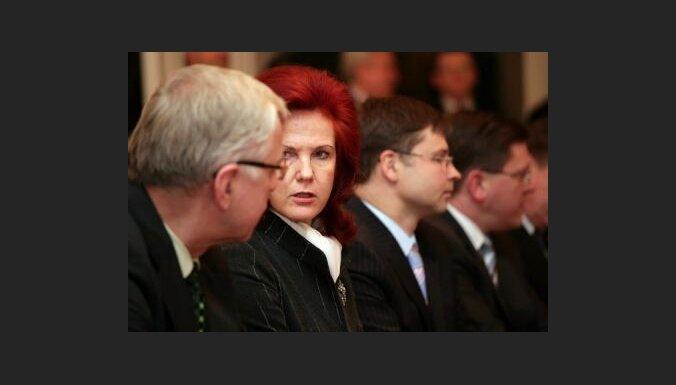 'Dombrovska memorandu' paraksta 61 no 64 deputātiem