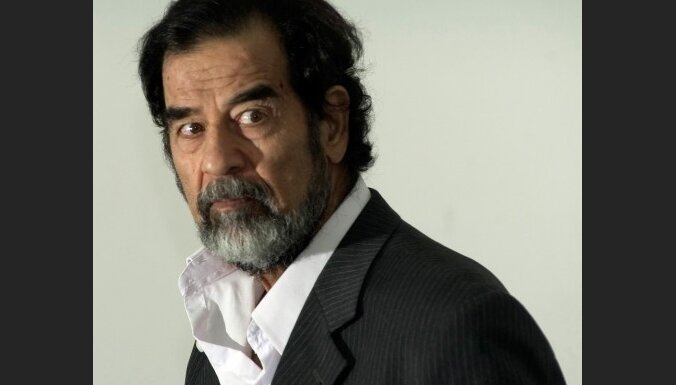 Опубликованы записи допросов Саддама Хусейна