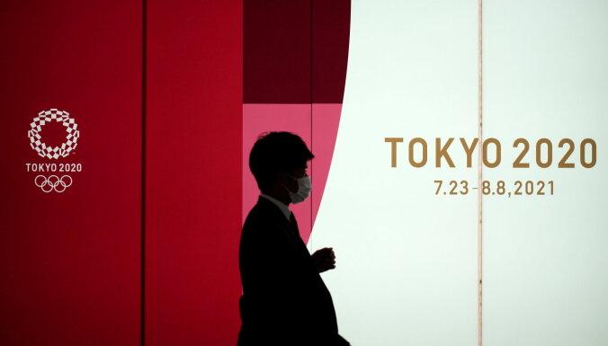 Gandrīz 60% Japānas iedzīvotāju vēlas olimpisko spēļu atcelšanu, atklāts aptaujā