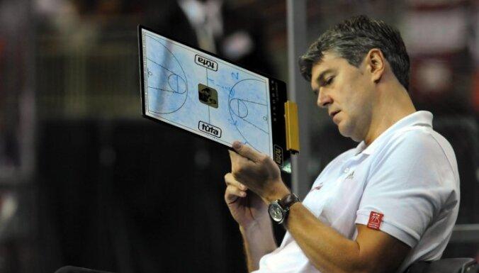 Bagatskis paziņo Latvijas sastāvu dalībai 'Eurobasket 2011'