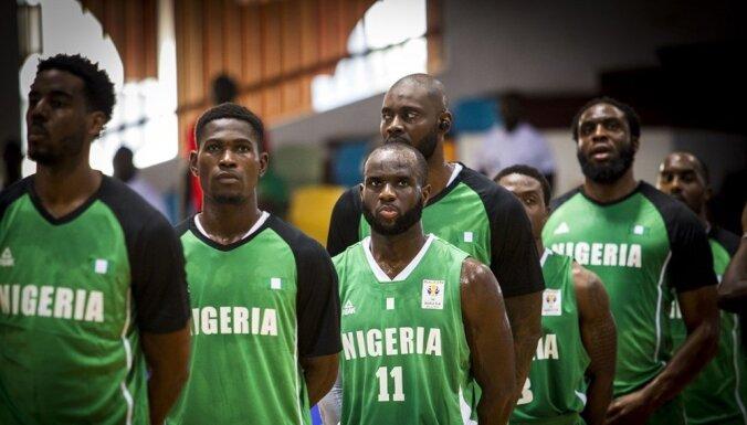 Nigērijas basketbola federācijai pirms Pasaules kausa nācies ņemt aizņēmumu