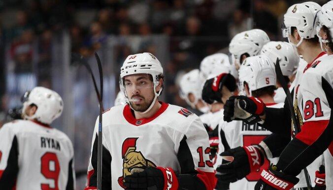 Balcera pārstāvētajā 'Senators' pirmais 'Covid-19' gadījums NHL; iespējams, inficēti vairāki spēlētāji