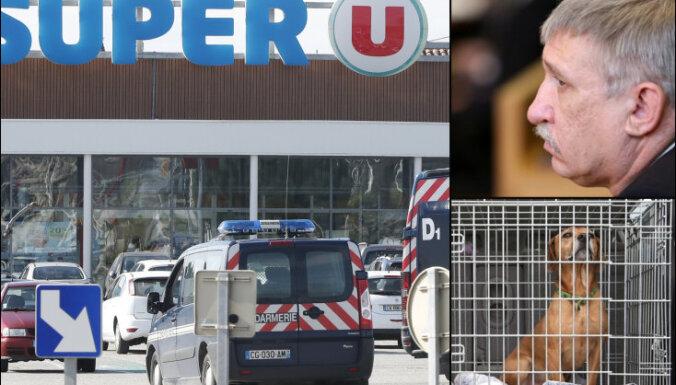 23 марта: двойной теракт во Франции, европейская изоляция России и собаки в клетках