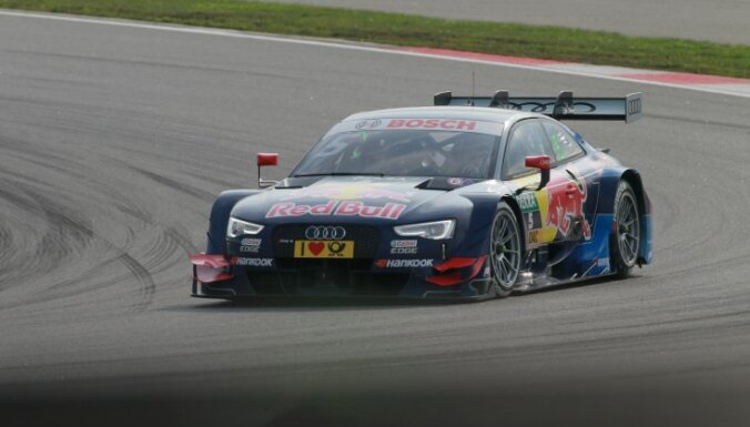 Mattias Ekstrom, DTM driver for Audi Sport Team