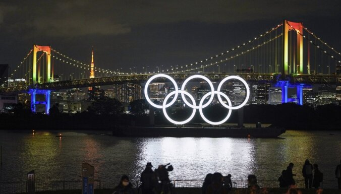 Tokijas mediķu asociācija mudina atcelt olimpiskās spēles