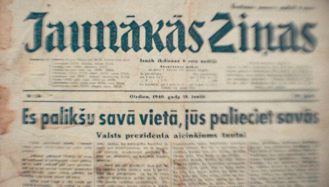 'Delfi plus': Okupācijai 80, kapu tauta un gredzeni, kas palika atvilktnēs