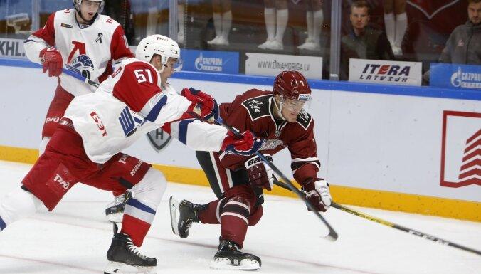 Rīgas 'Dinamo' sezonas otro izbraukumu noslēdz ar Rietumu konferences pastarīšu dueli
