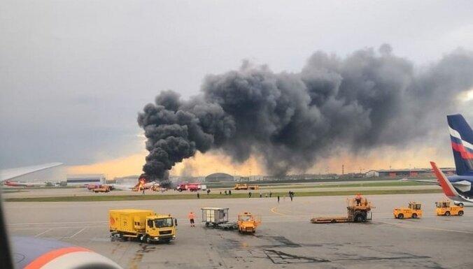 """Полицейских, шутивших о посадке SSJ-100 в Шереметьево """"с огоньком"""", привлекли к ответственности"""