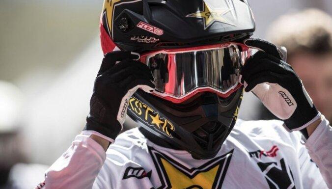 Jonasam kritiens un 13. vieta Indonēzijas 'Grand Prix' kvalifikācijā