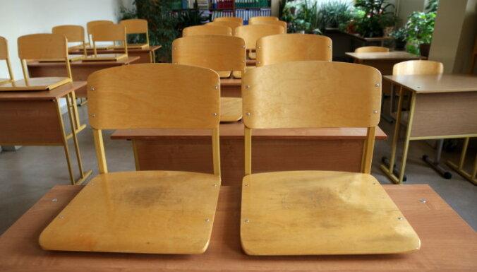 ВИДЕО: 60-ю Рижскую среднюю школу могут закрыть