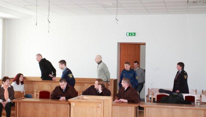 Приговор по делу об убийстве трех бизнесменов и покушении на Вашкевича отменен