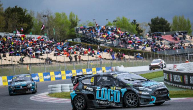 Baumanis un Nitišs TOP 10 pēc 'World RX' sezonas pirmajām divām kvalifikācijām
