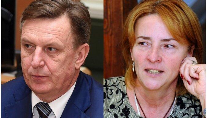 Kučinskis norobežojas no Grigules rīcības, balsojot pret Krievijas propagandas nosodīšanu