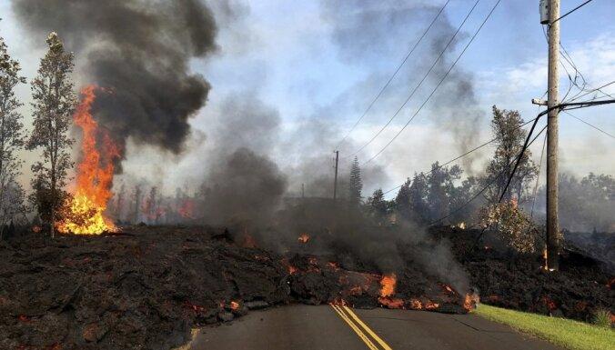 Трамп объявил Гавайи зоной бедствия в связи с извержением Килауэа