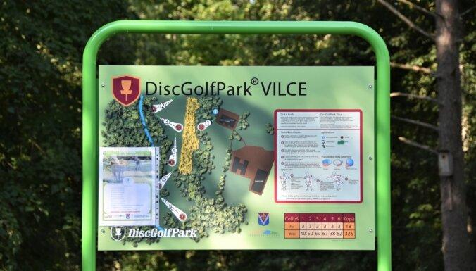 Brīnišķīgā Vilces muiža, kuru ieskauj fantastisks ainavu parks