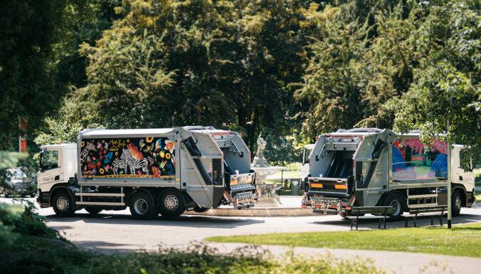 Clean R инвестирует более 2 млн евро в экологические мусоровозы