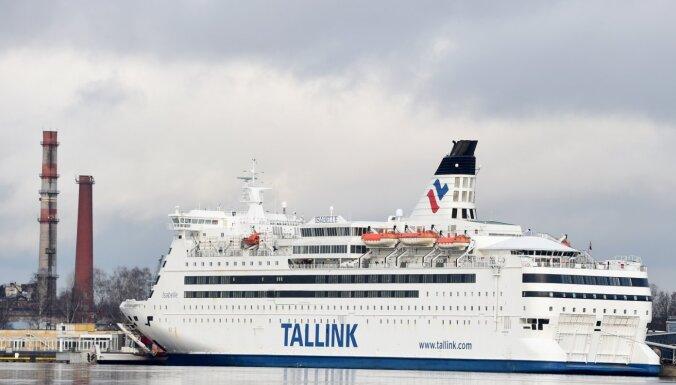 Linkaita vietā atļaujas 'Tallink' prāmjiem veikt reisus Latvijas ostās pieņems Rinkēvičs