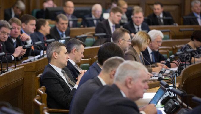 Пиявки и космополиты. Что, по мнению депутатов, не так с латвийской внешней политикой