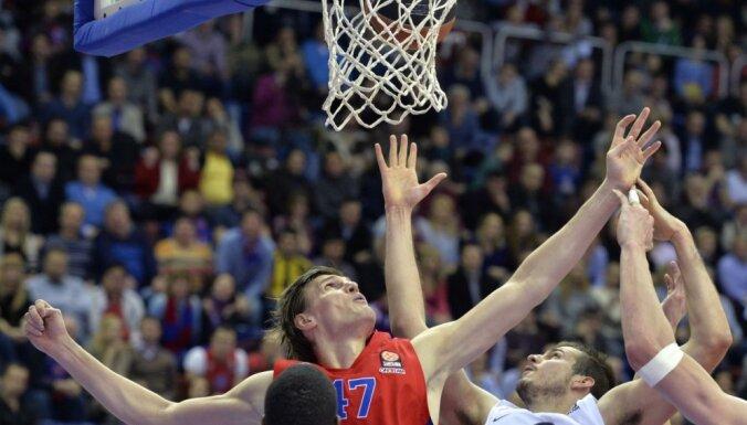Рижане испытали на себе силу ЦСКА и его новой главной звезды
