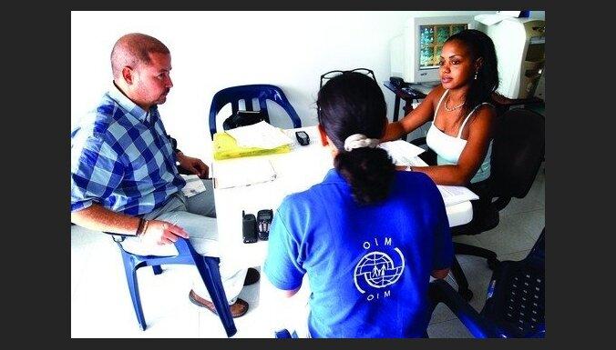Международная организация приглашает неграждан на бесплатные курсы латышского языка