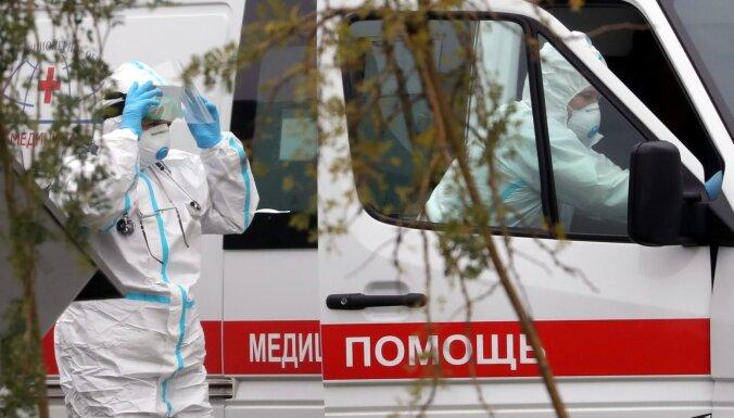 Коронавирус в России: максимум заболевших с начала года