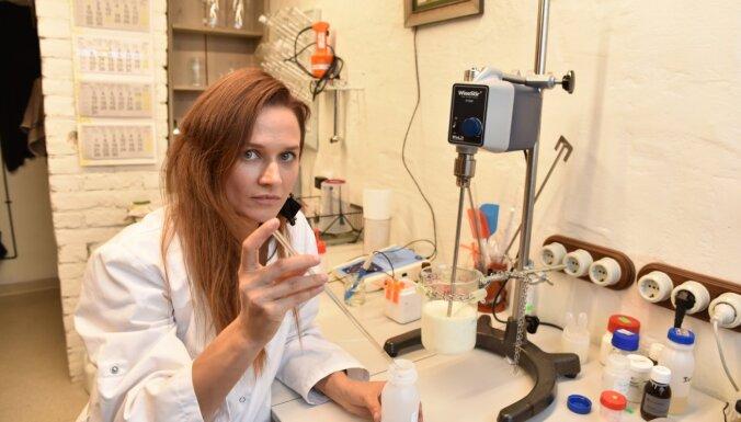 Latvijas kosmētikas ražotājs vēlas iekarot pasauli ar dabiskās dermokosmētikas produktiem
