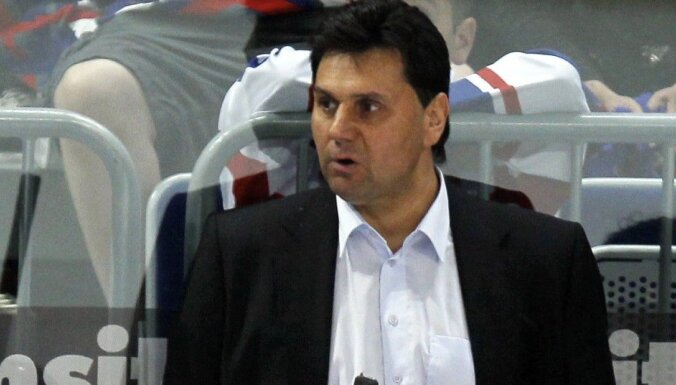 Из-за коррупционного скандала пост покинул главный тренер сборной Чехии