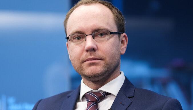 Skride: Nepieciešamības gadījumā būtu jāpalīdz Igaunijai ar Covid-19 pacientu aprūpi