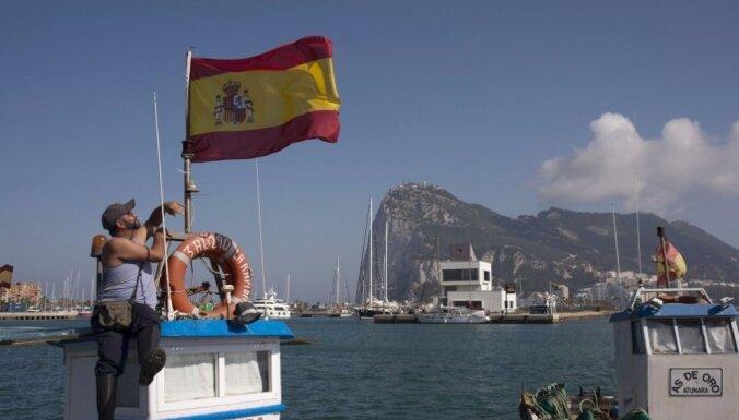 Madrides un Gibraltāra konflikts saasinās