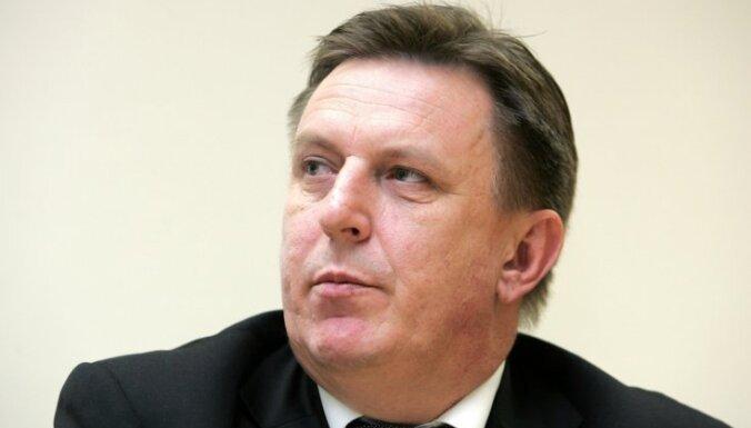Kučinskis piekritis startēt vēlēšanās no ZZS saraksta