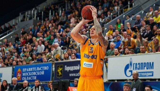 Timma samet 27 punktus VTB līgas spēlē Saratovā