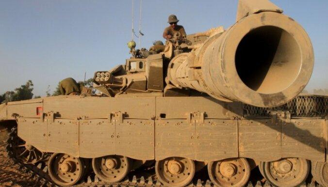 Izraēla apņēmusies iznīcināt pilnīgi visus tuneļus no Gazas joslas