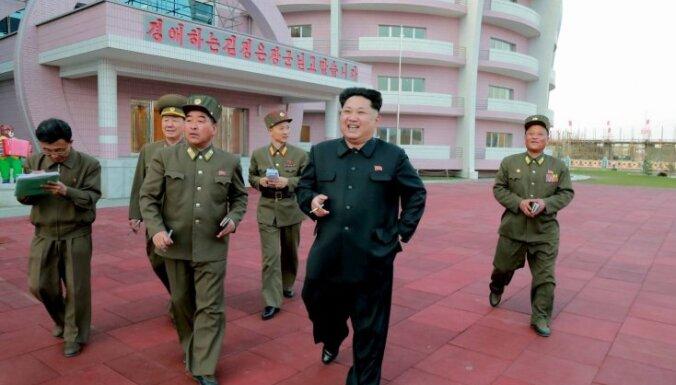 Kima Čenuna tante iesniegusi prasību Dienvidkorejas tiesā