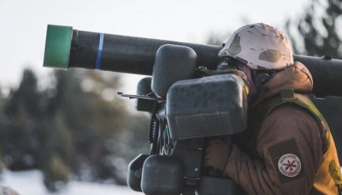 В Юрмалциемсе оборудуют полигон, чтобы учиться сбивать вражескую авиацию