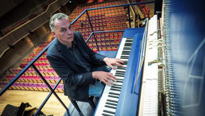 Dāvids Kļaviņš: mūzika ir viens no dziedinošākajiem līdzekļiem pasaules un cilvēku sāpei