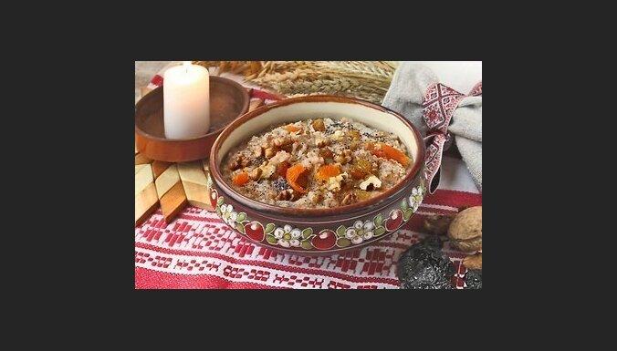 Рецепт рождественской кутьи