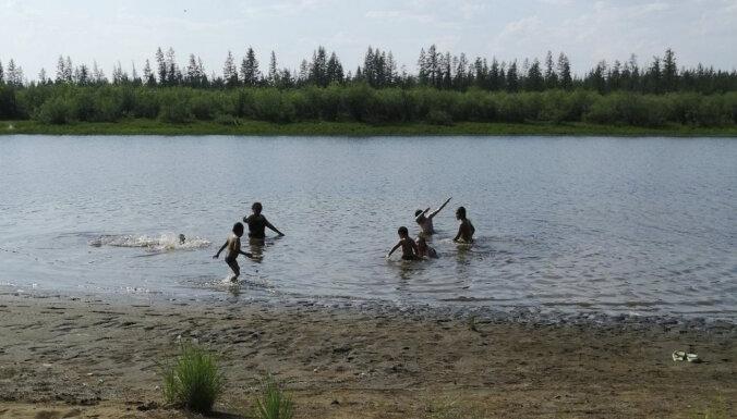 На полюсе холода в Якутии аномальная жара: воздух прогрелся до +38 градусов
