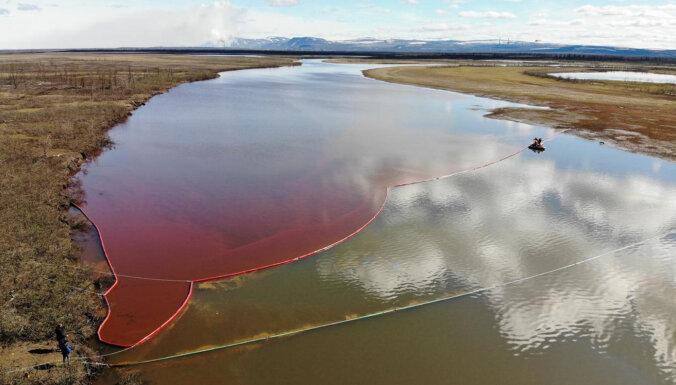 ФОТО, ВИДЕО: В Норильске произошла крупнейшая экологическая катастрофа. Что важно знать