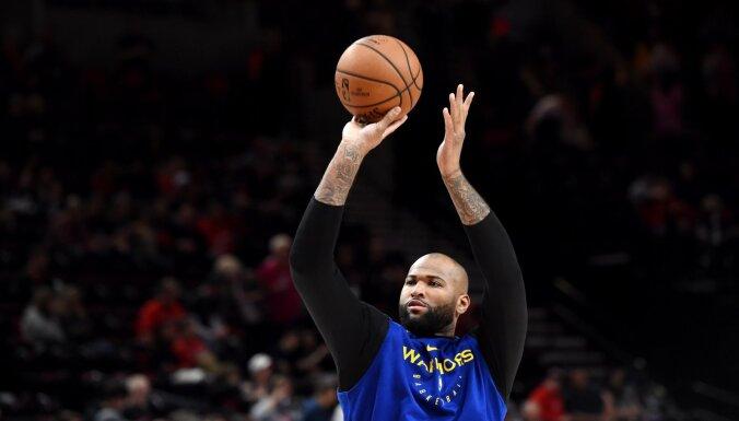 Kazinss varēs palīdzēt 'Warriors' jau no pirmās NBA finālspēles