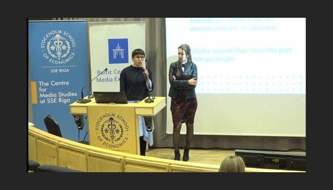 Kā top ziņas: Latvijas Žurnālistu asociācijas konference. Video tiešraide noslēgusies