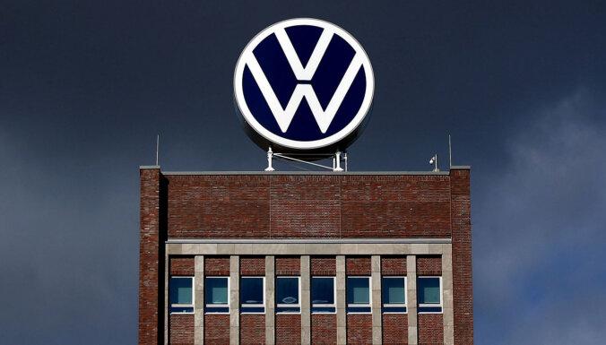 Volkswagen возобновляет производство в Германии и мире