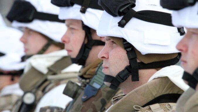 NATO kritizē Latviju par samazināto aizsardzības budžetu