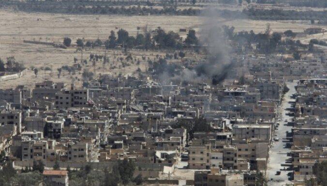 Правозащитники заявили о применении химического оружия под Пальмирой