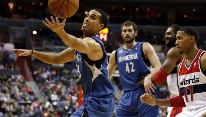 Reinis Lācis: novembrī gūtie iespaidi par NBA sezonu