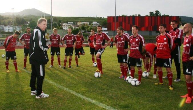 Завтра в Эстонии стартует один из старейших футбольных турниров