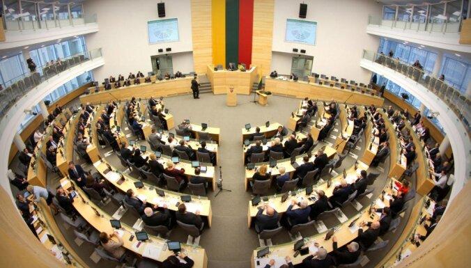 Lietuvas Seims aicina EPPA neatjaunot Krievijas delegācijas tiesības